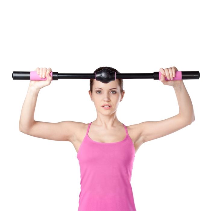 Упражнения для увеличения объем груди